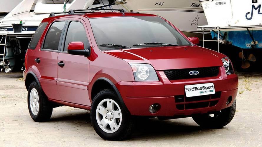 Ford Ecosport 2002
