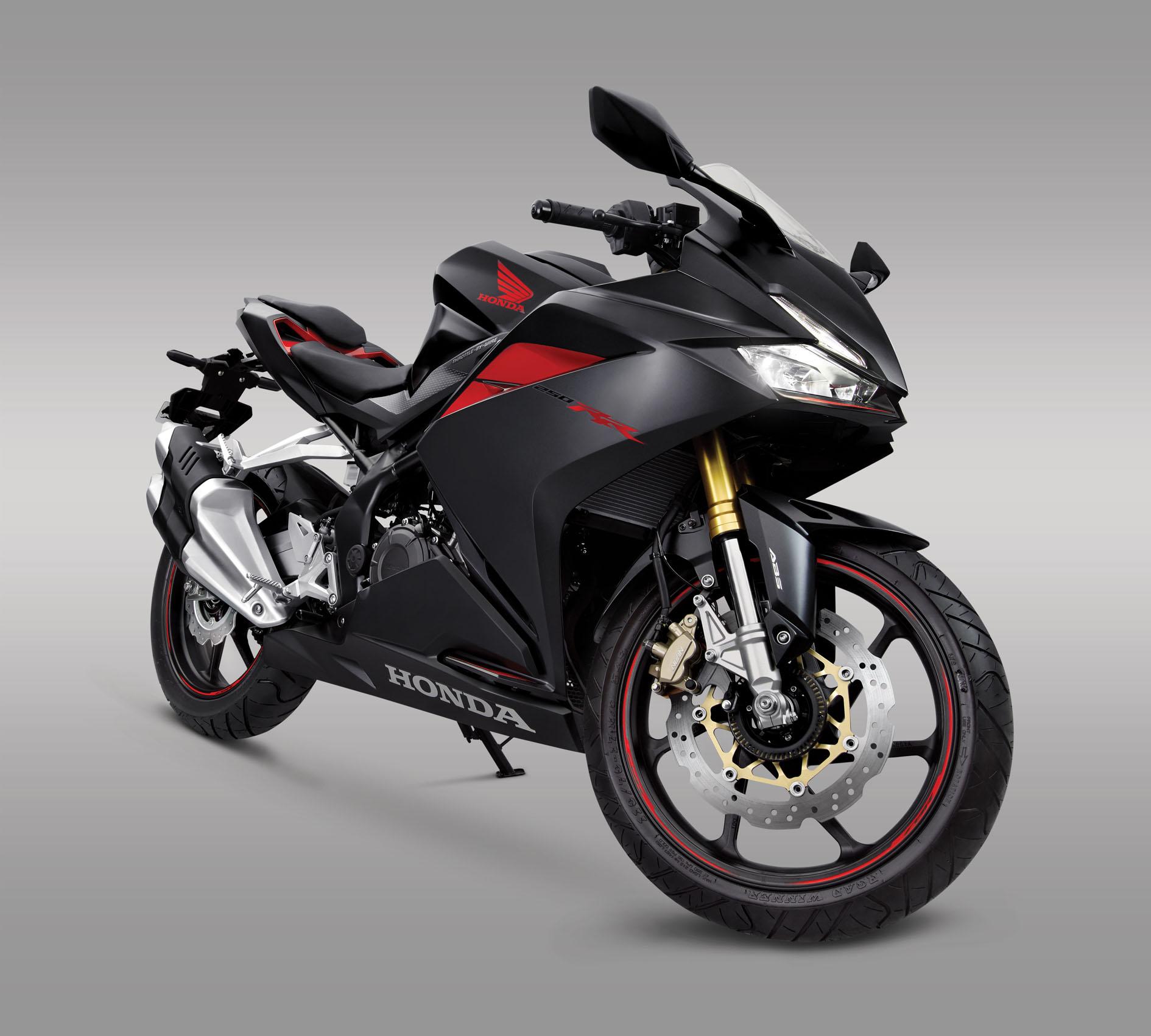 Wm Honda Cbr250rr 2