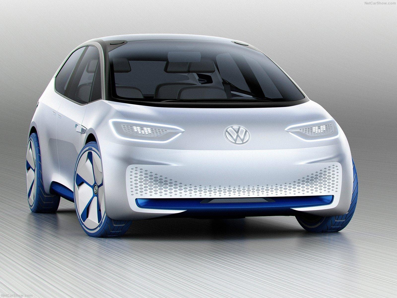 Volkswagen ID Concept