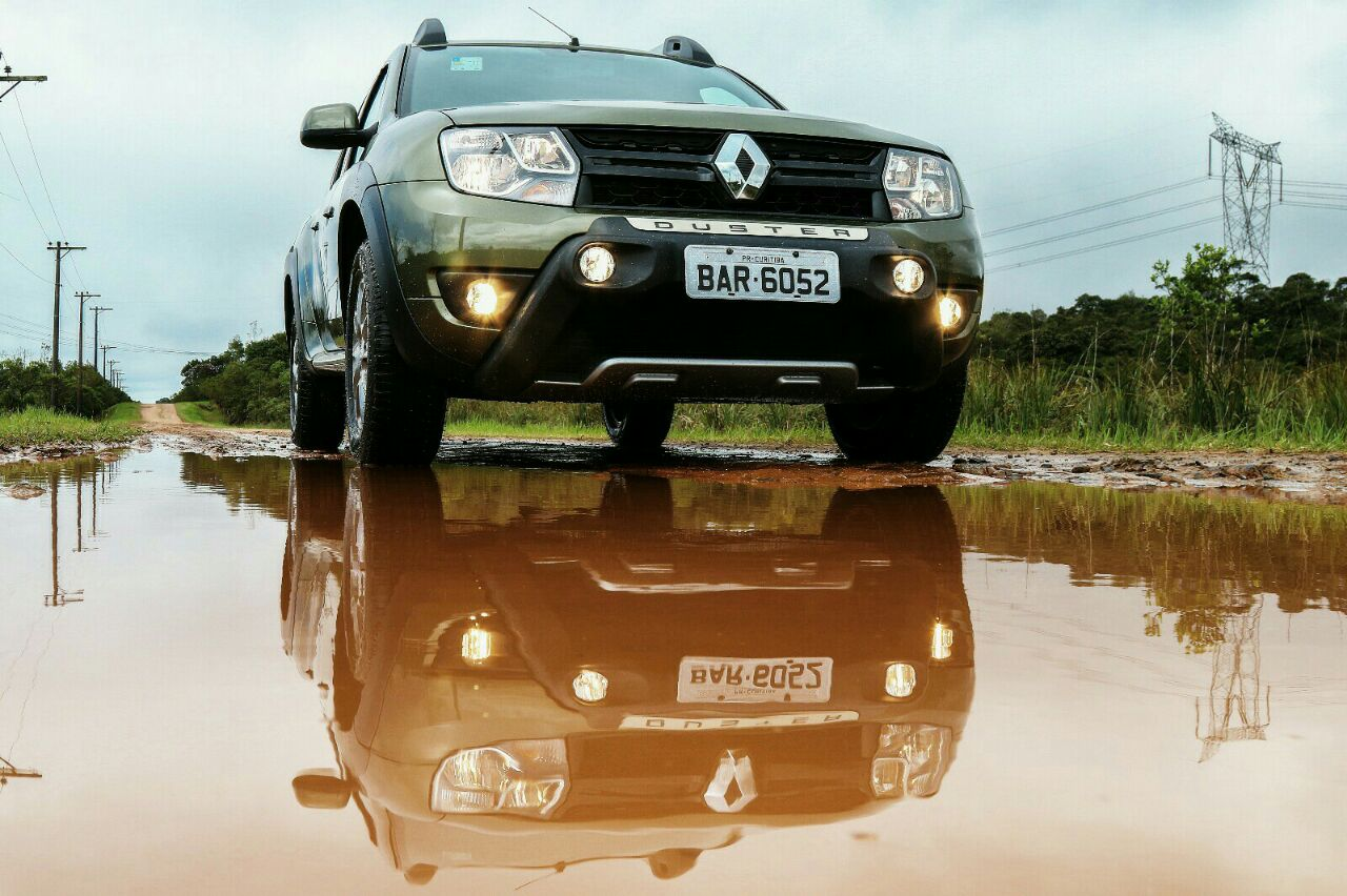 Renault Duster Oroch 2.0 Dynamique AT