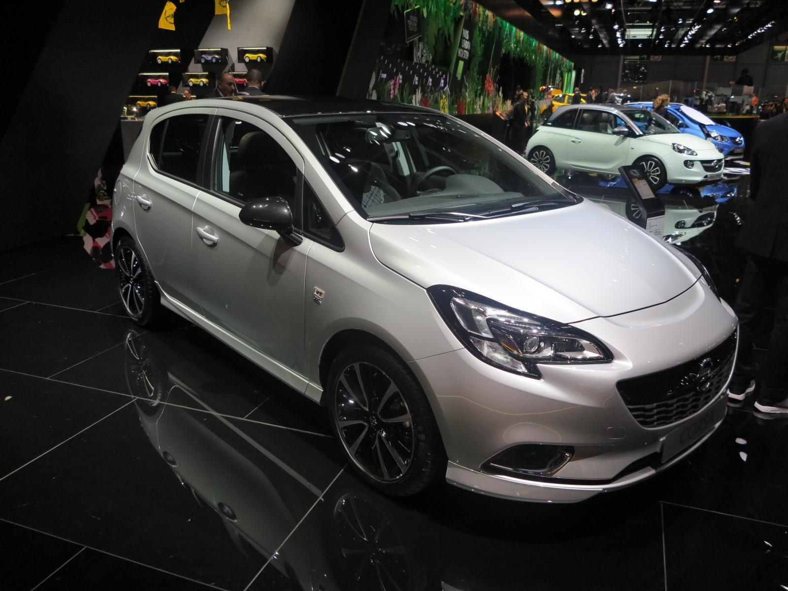 Chevrolet Corsa Europeu