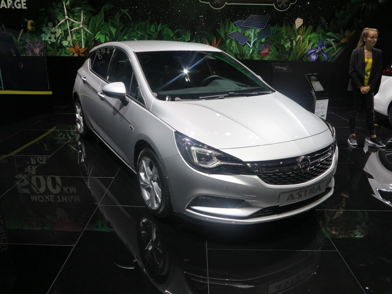 Chevrolet Astra Europeu