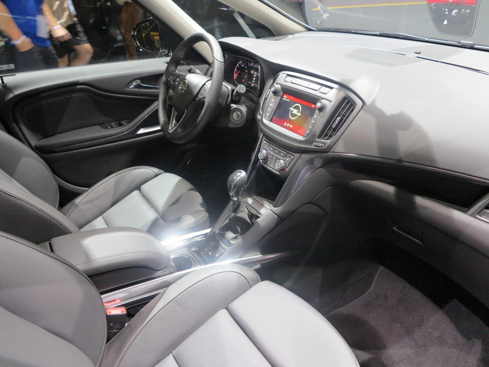 Chevrolet Zafira Europa