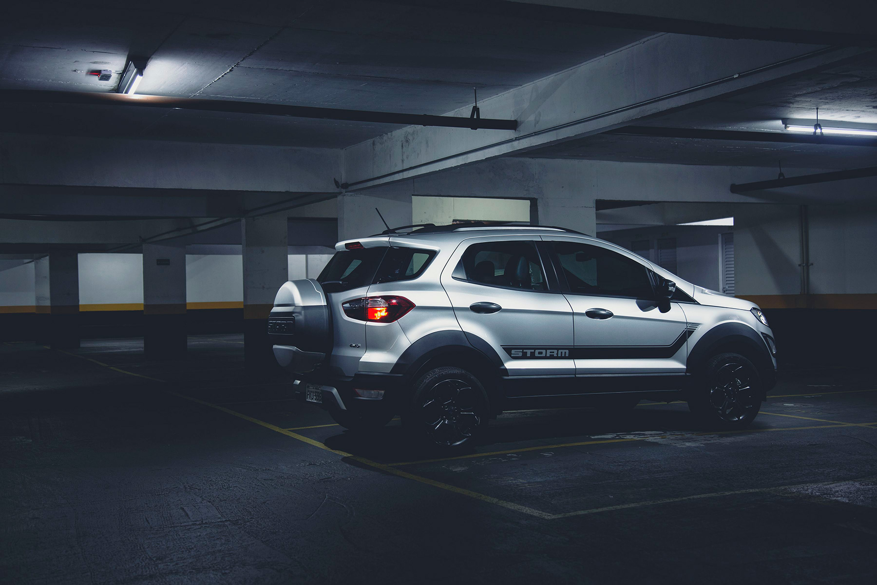 Ford EcoSport Storm 4WD 2.0 automático