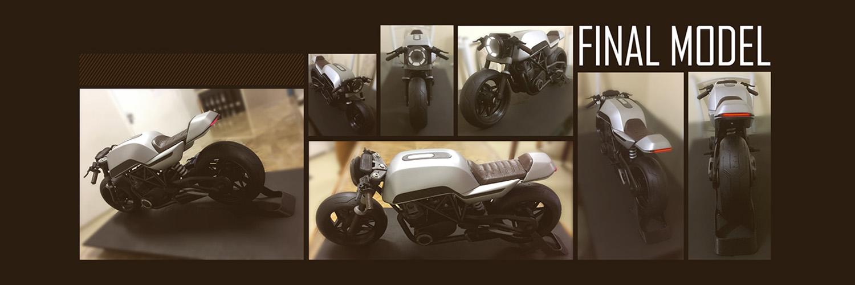 Protótipo Honda CB 400