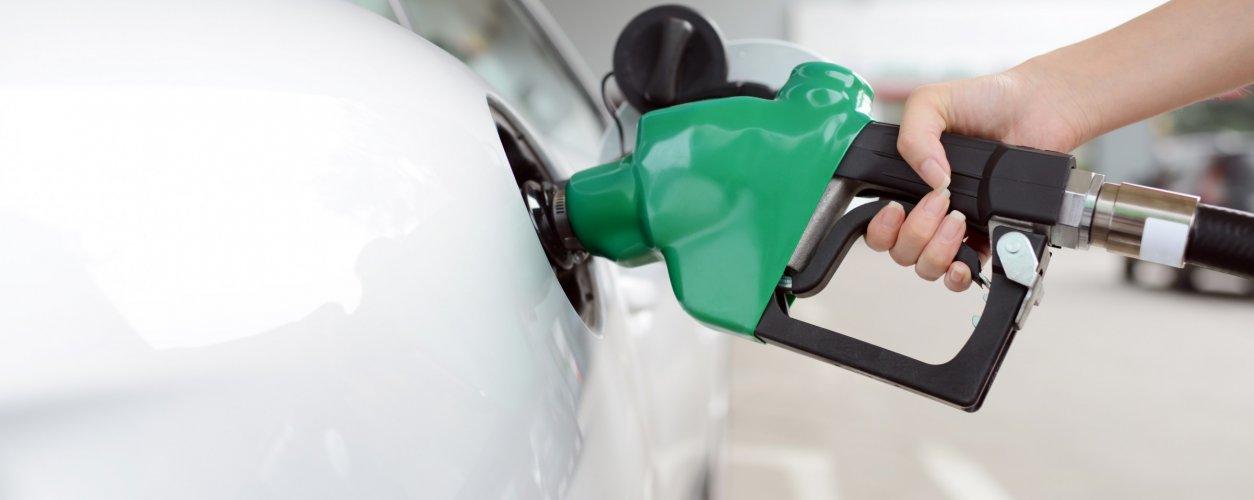 Preço do combustível tem alta