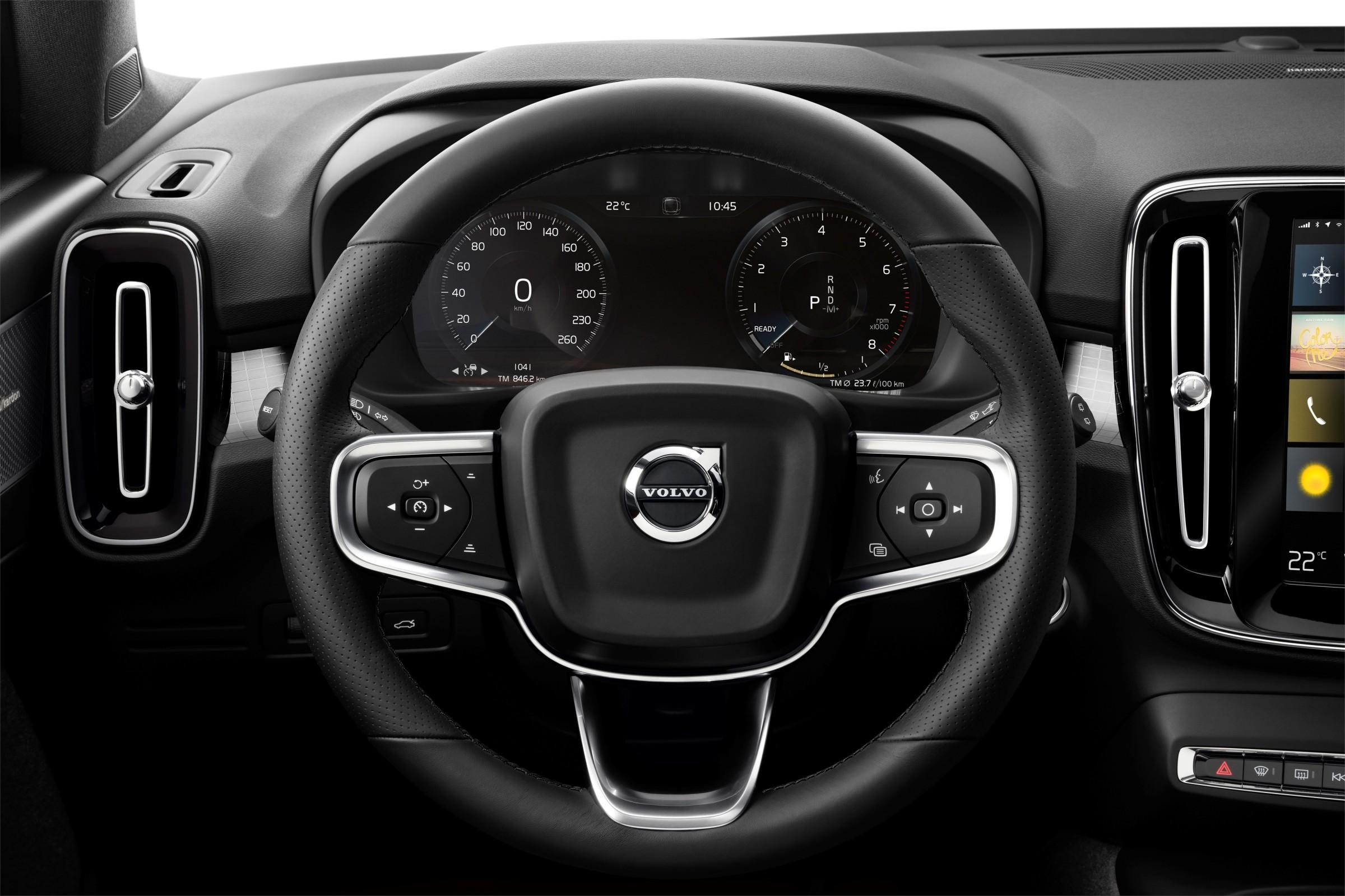 Volvo XC40 2018 pré-venda no Brasil