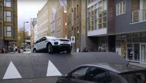 Range Rover Evoque lombada gigante comercial