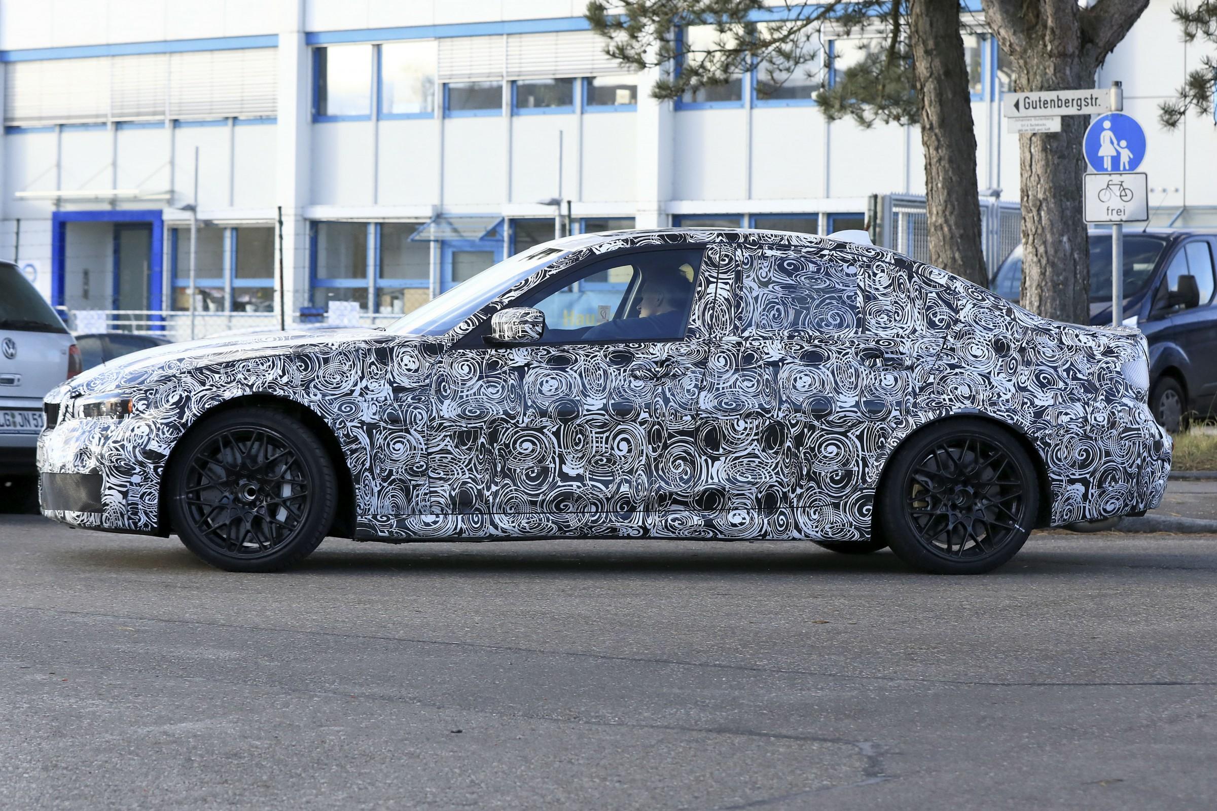 BMW Série 3 Flagra Segredo