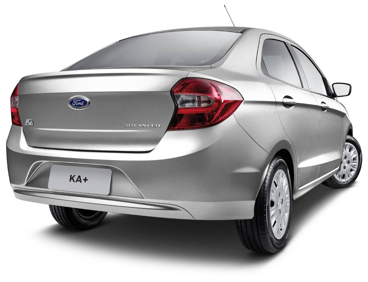 Ford ka advanced 2018