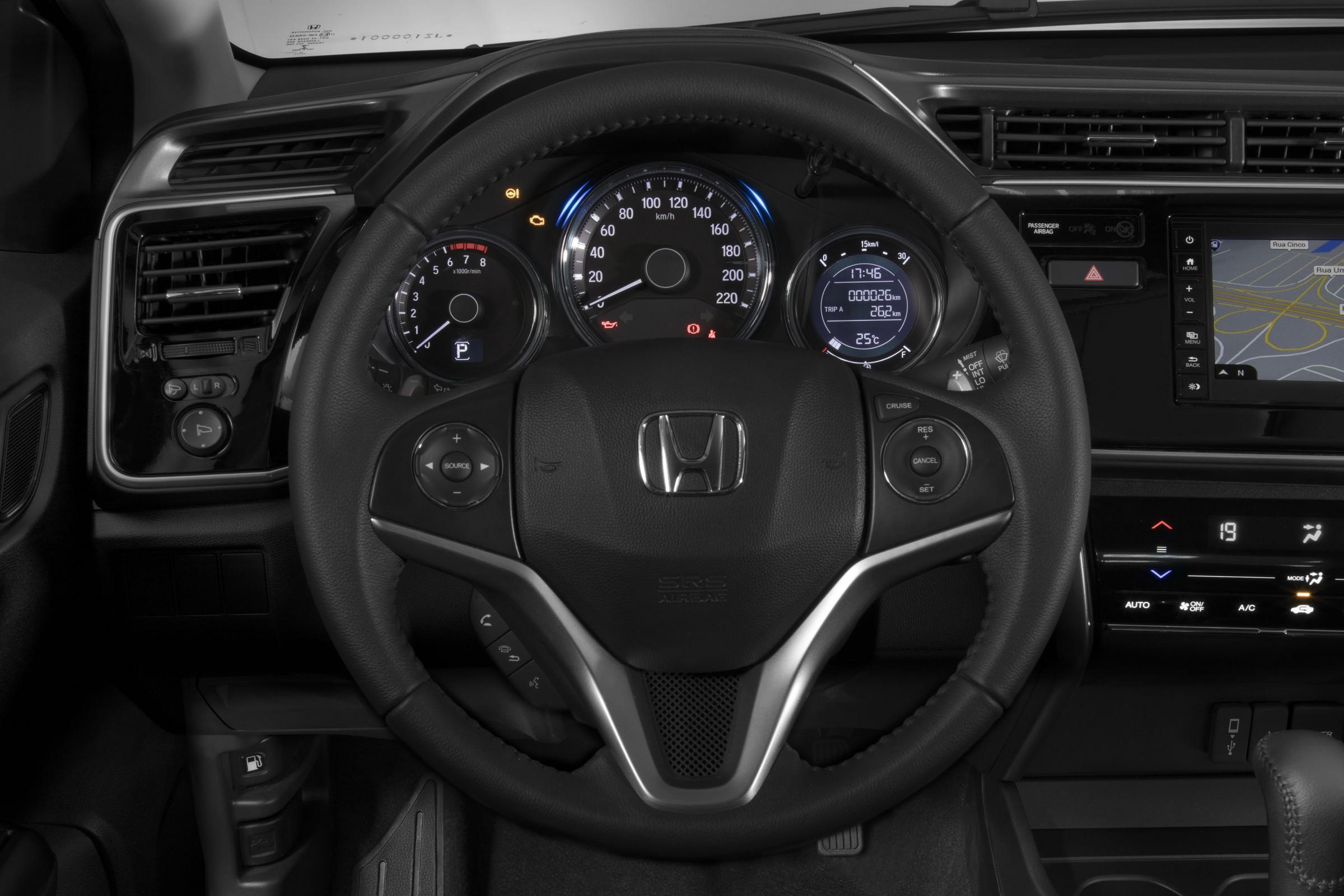 Honda City 2018 EXL