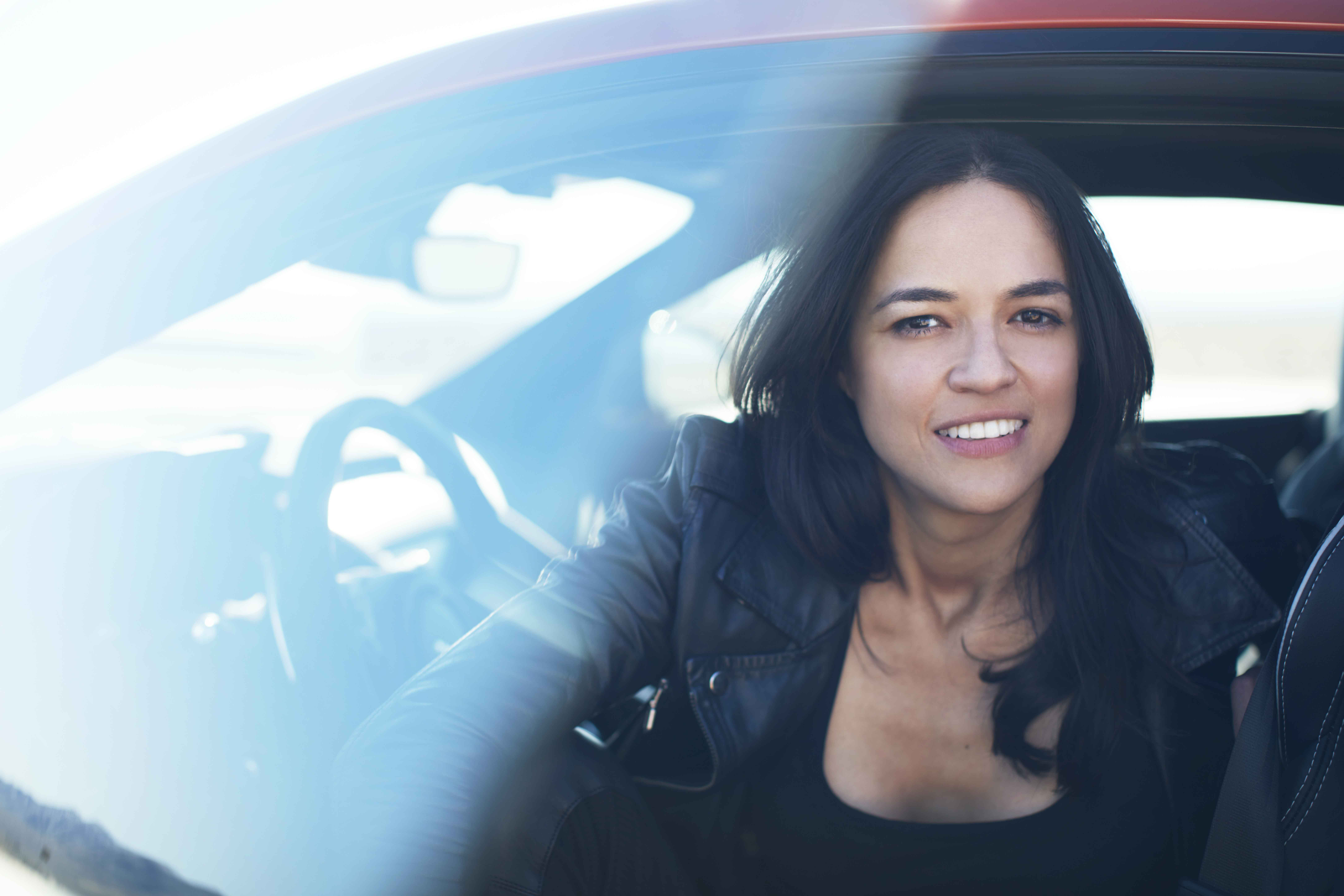 Michelle Rodriguez a 320 km/h
