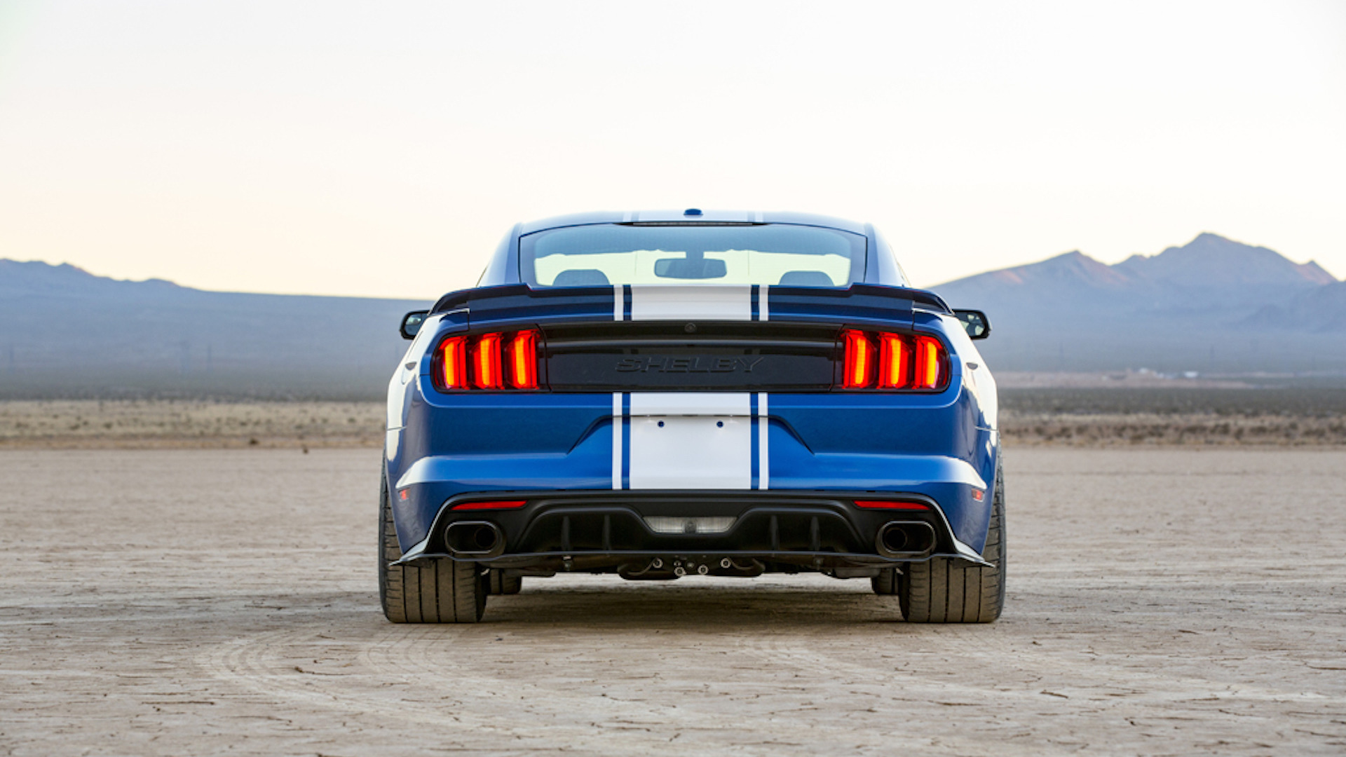 Ford Mustang Shelby Spuer Snake 50th Anniversary