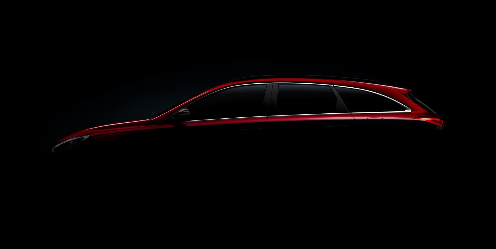 Hyundai i30 CW Teaser