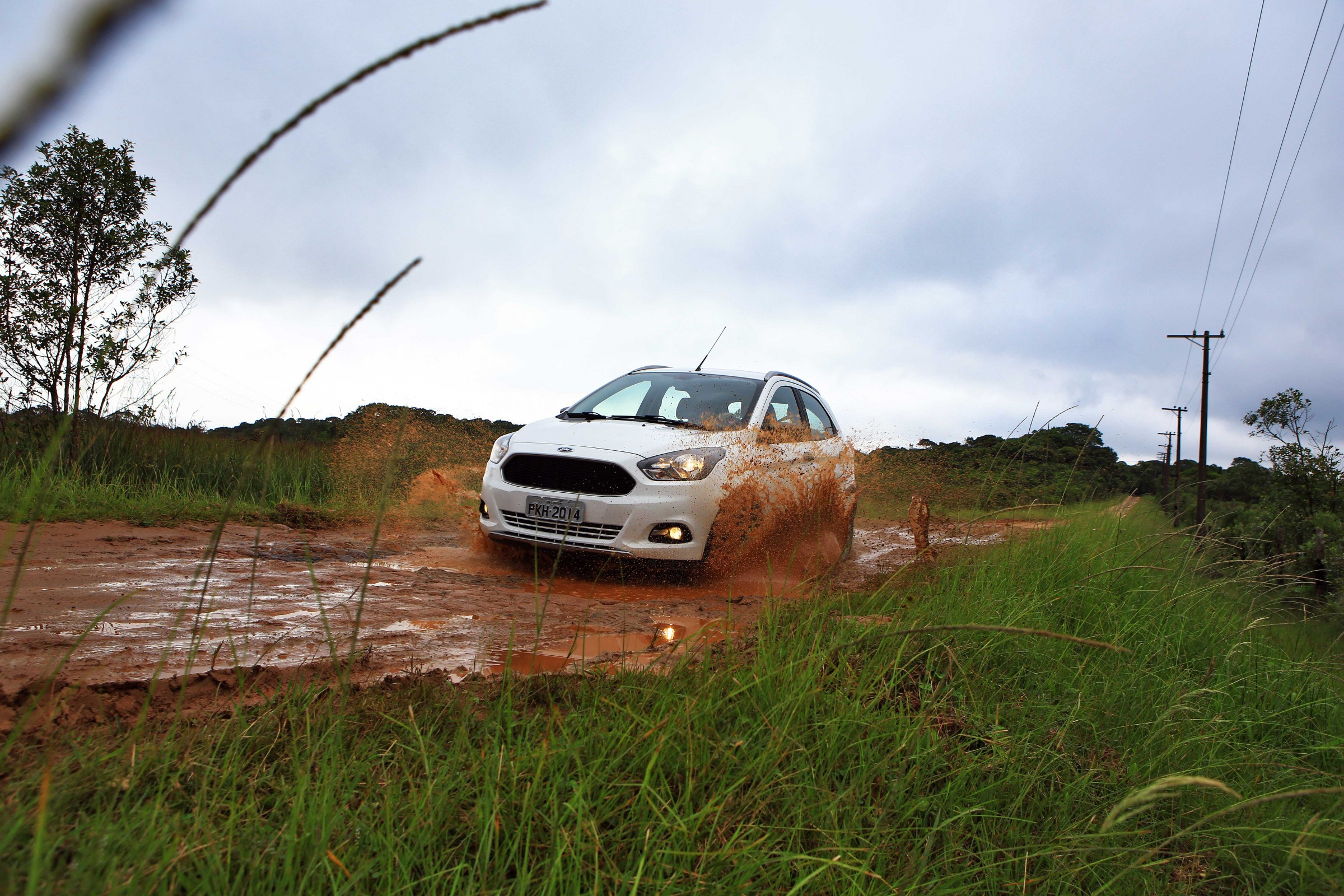 Ford Ka Trail