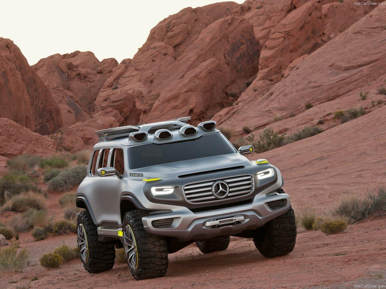 Mercedes-Benz Ener-G-Concept