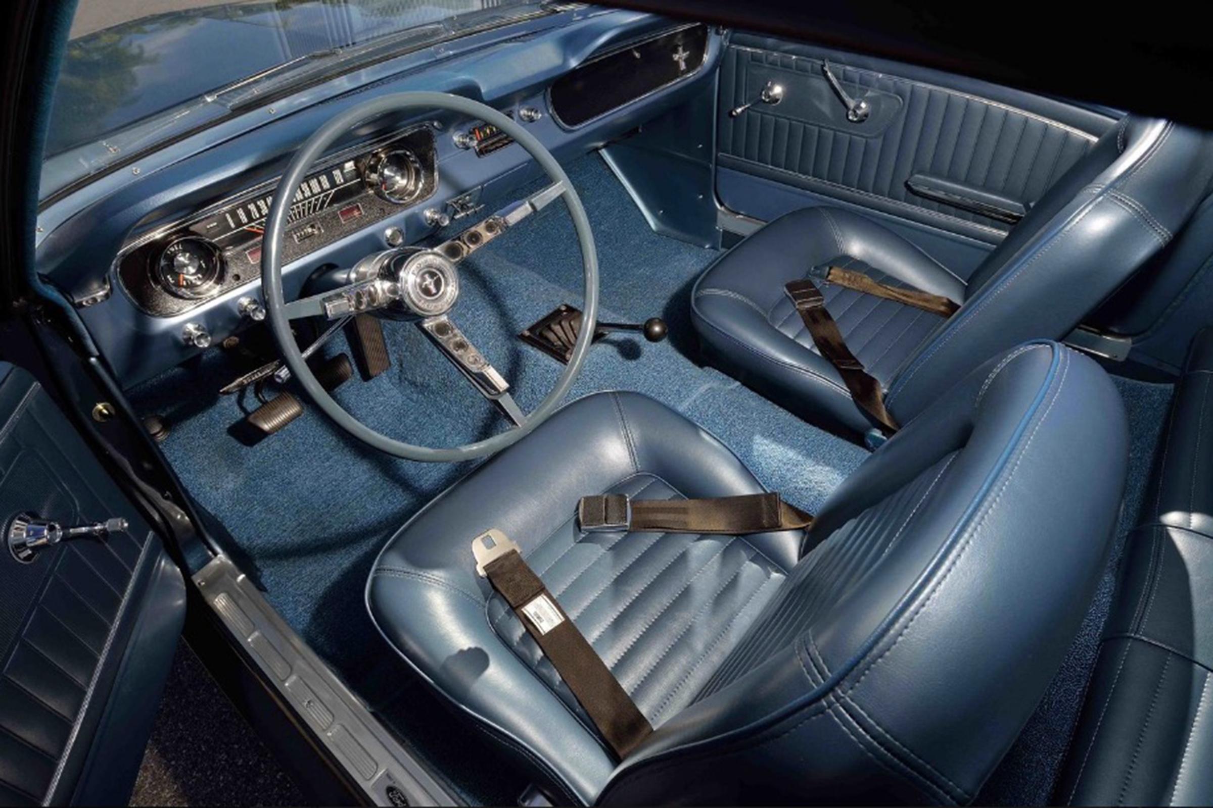 Segundo Ford Mustang da história