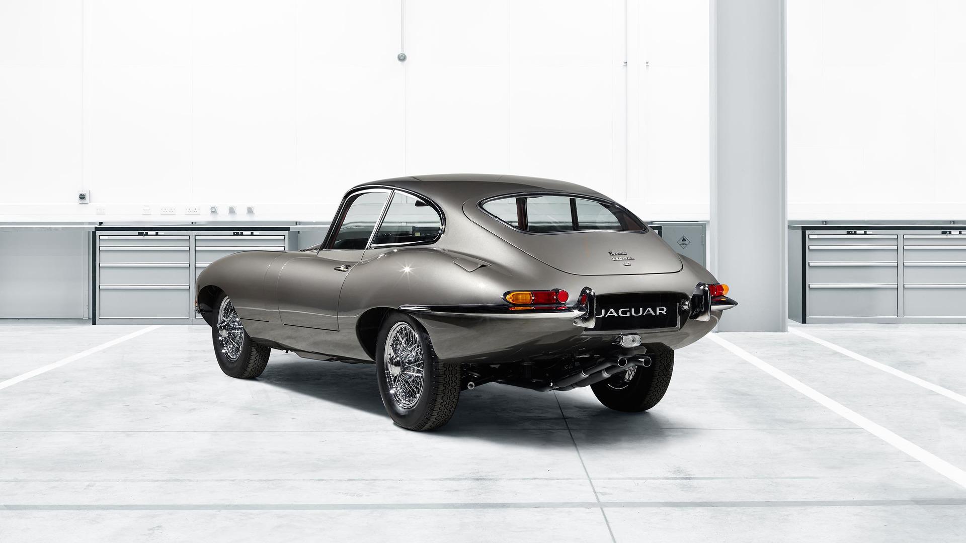 Jaguar E-Type Série 1