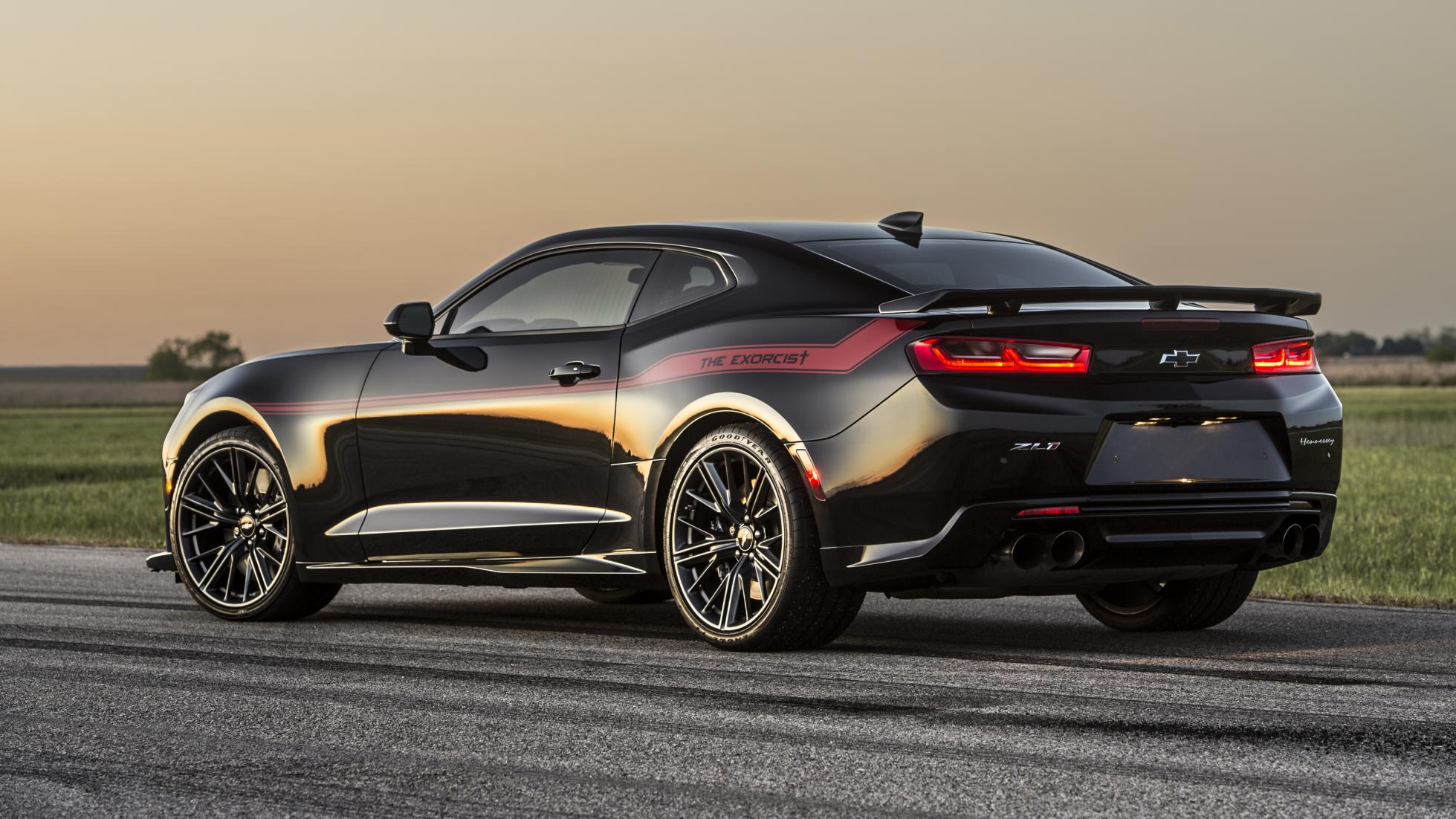 Camaro ZL1 Hennessey The Exorcist