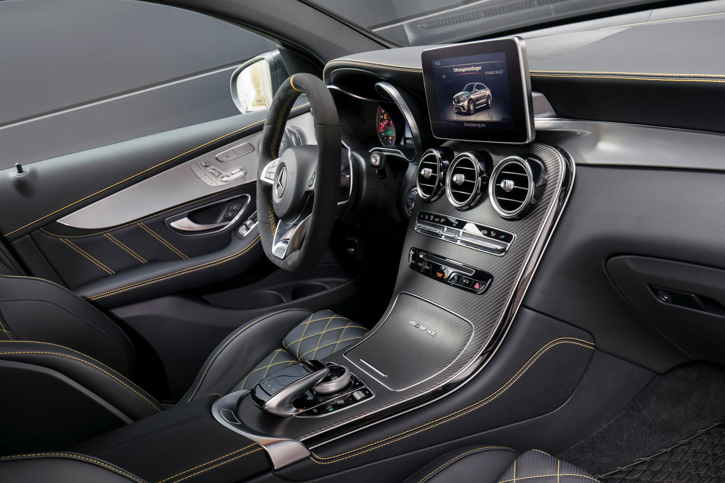 Mercedes-AMG 63 S