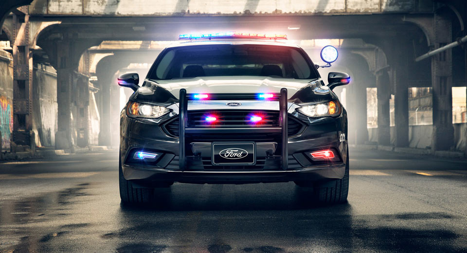 Ford Police Responcer