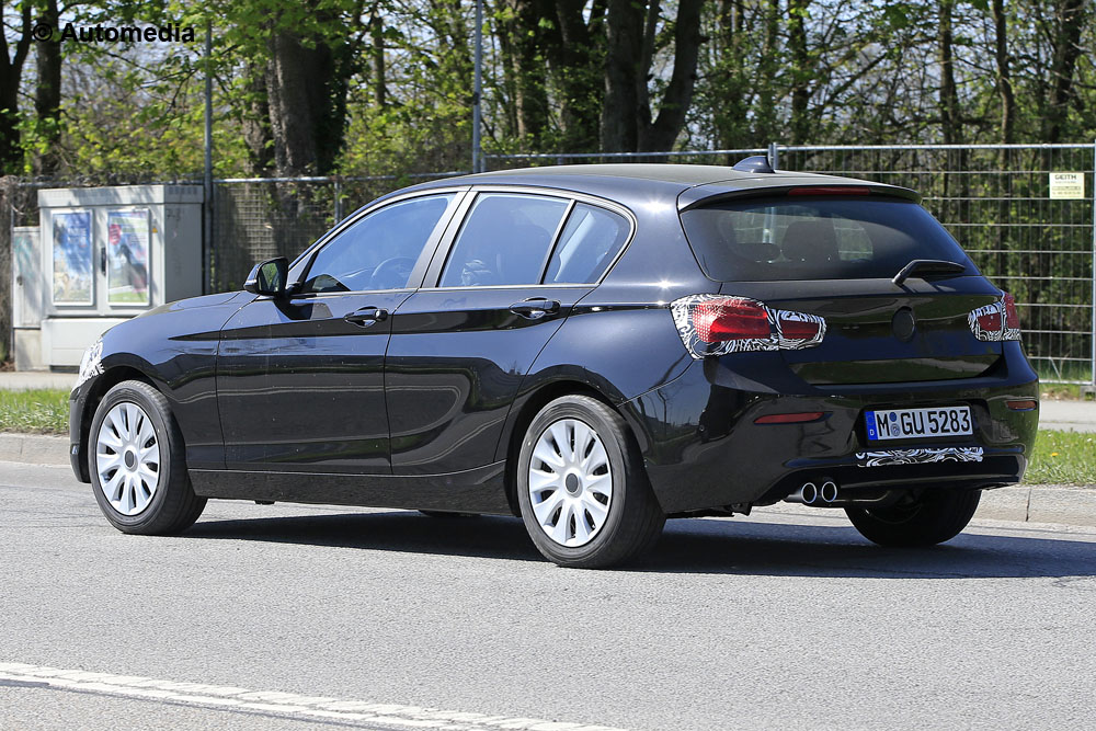 Segredo: BMW Série 1