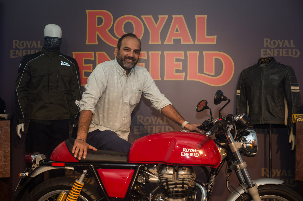 Presidente Royal Enfield