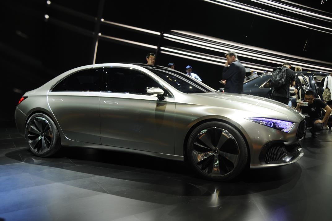 Mercedes-Benz Classe A Sedan
