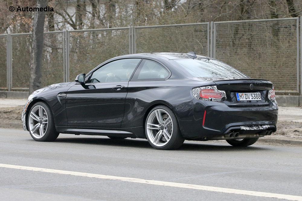 Flagra BMW M2