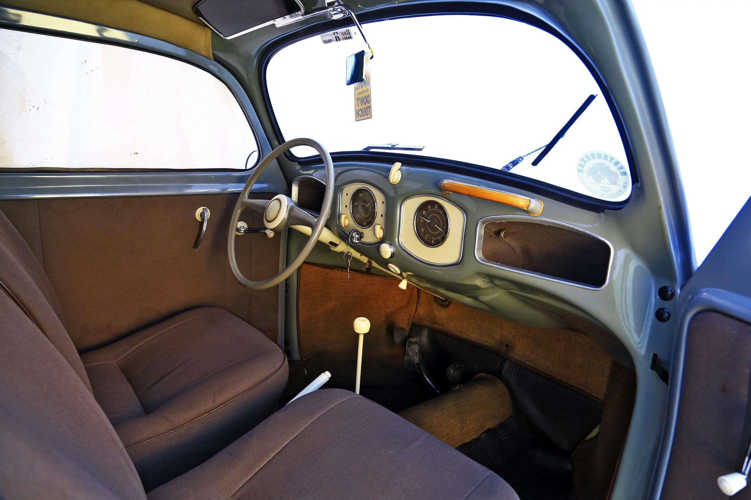 Volkswagen Fusca 1951 - tuning