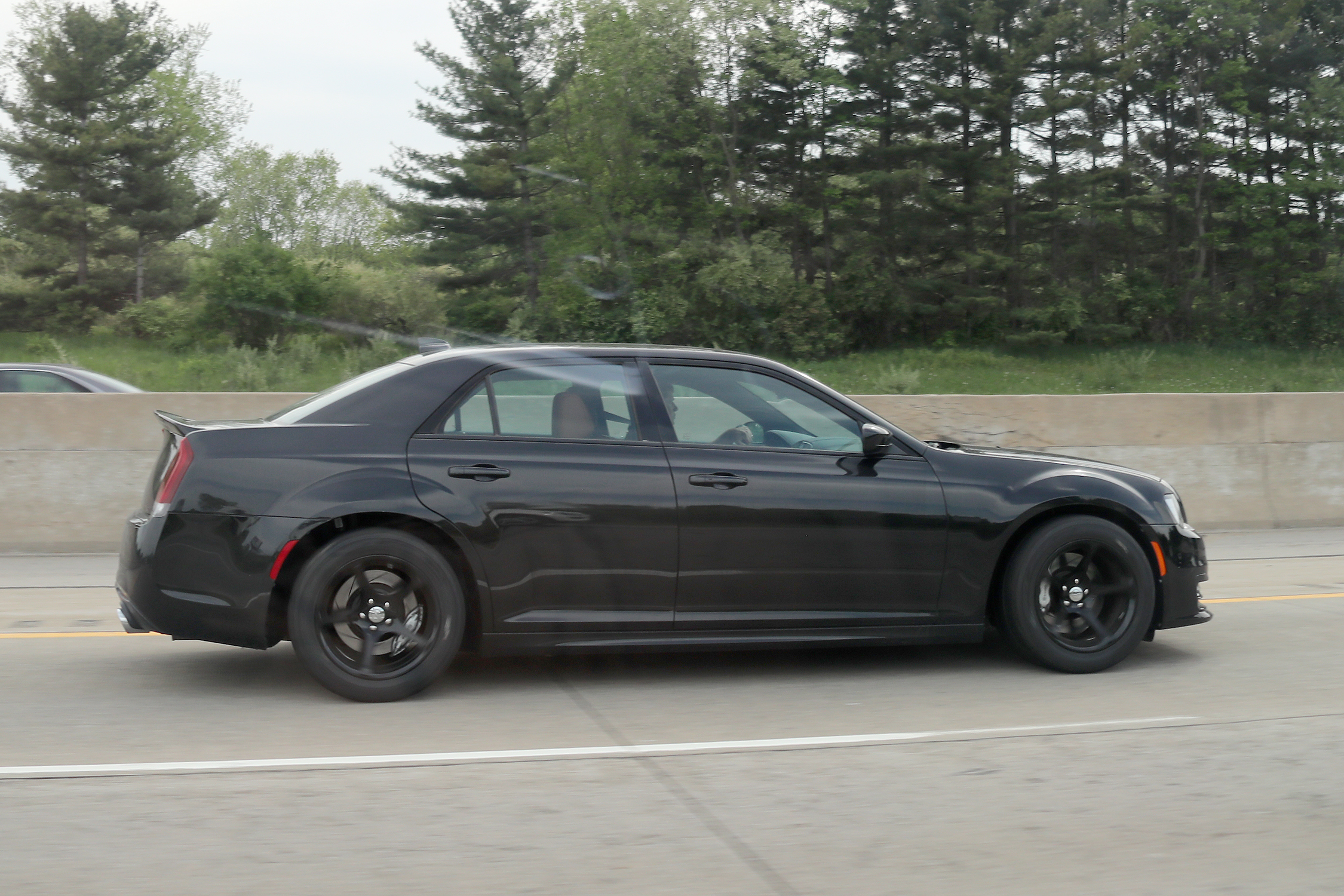 Chrysler 300 SRT widebody