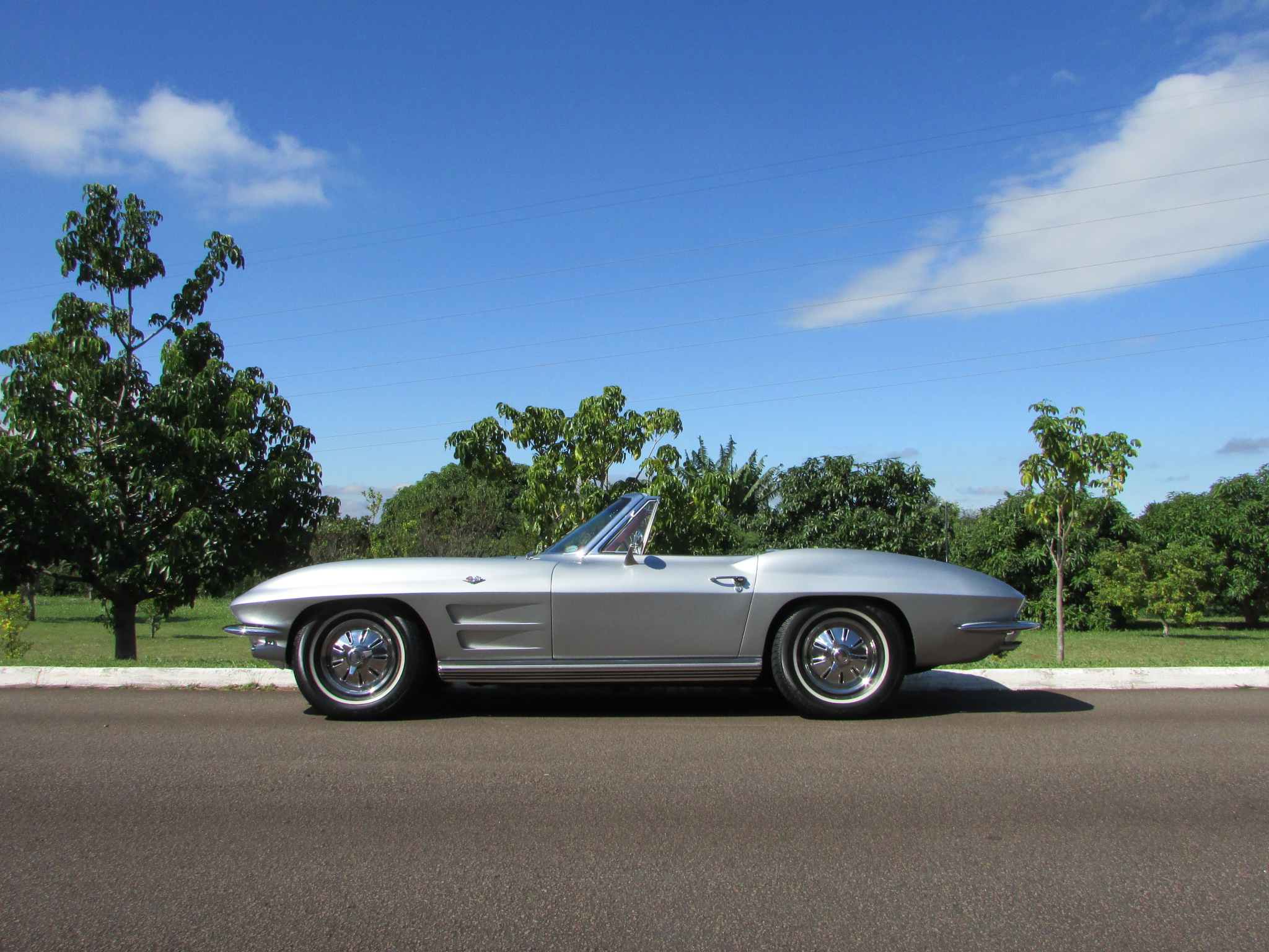 Chevrolet Corvette Sting Ray 1964