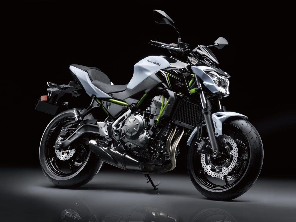 Nova Kawasaki Z650