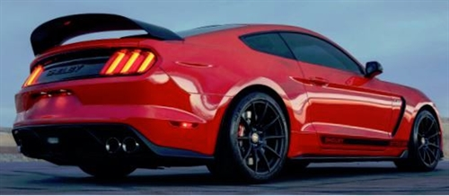 shelby mustang gt350 styling package traseira