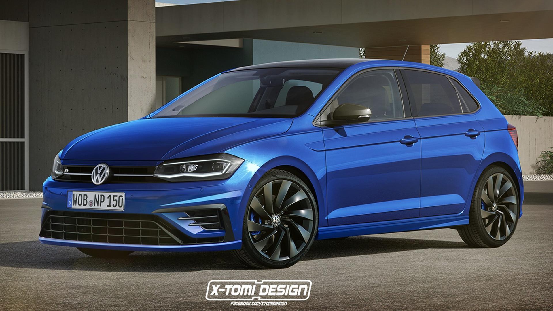 Volkswagen Polo R Projeção