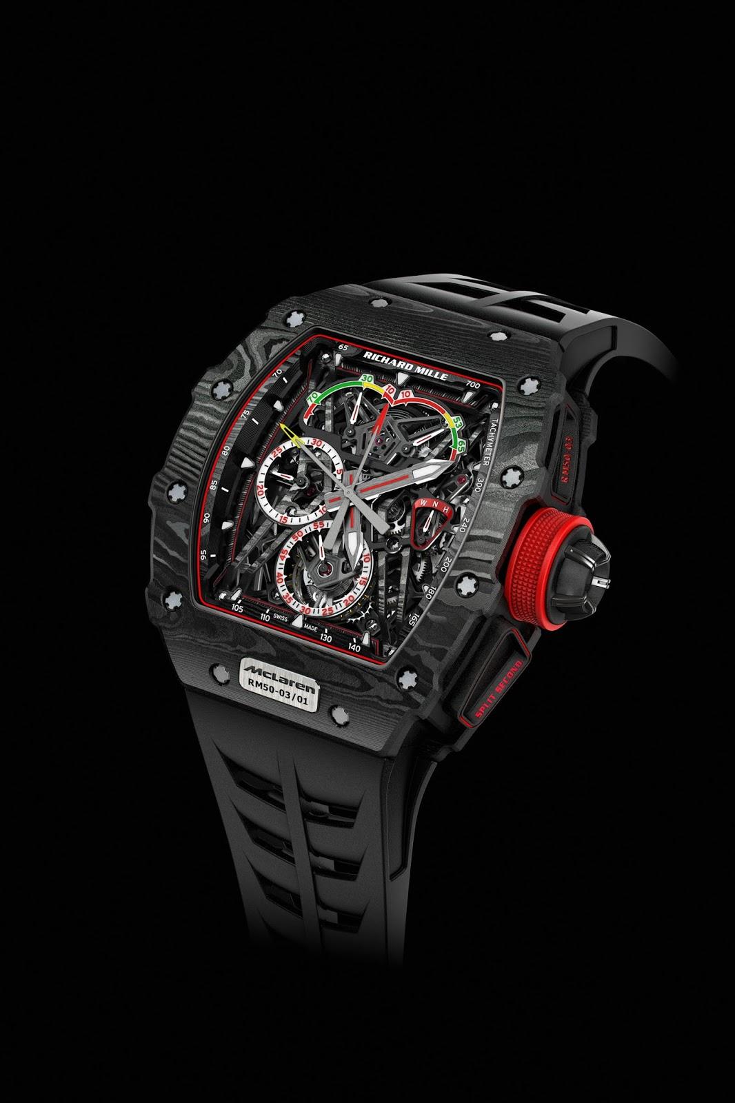 Relógio McLaren