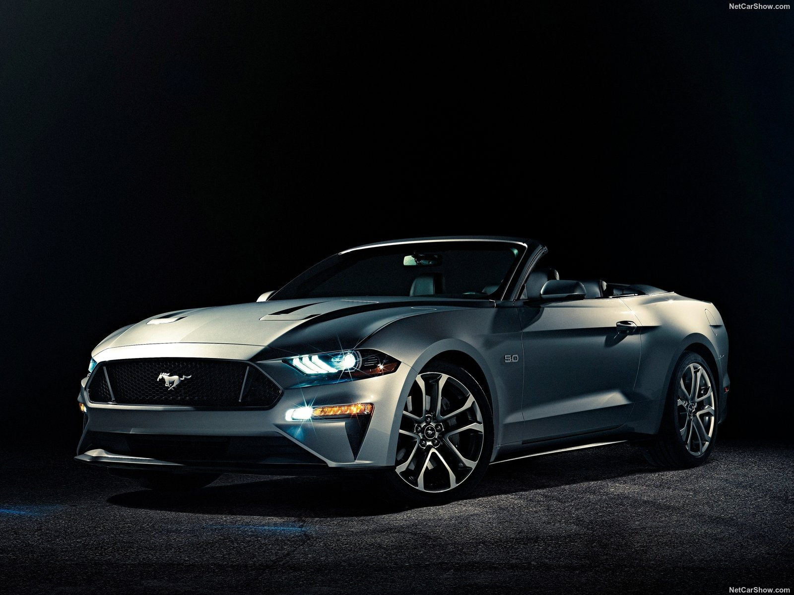 Ford Mustang Conversível 2018