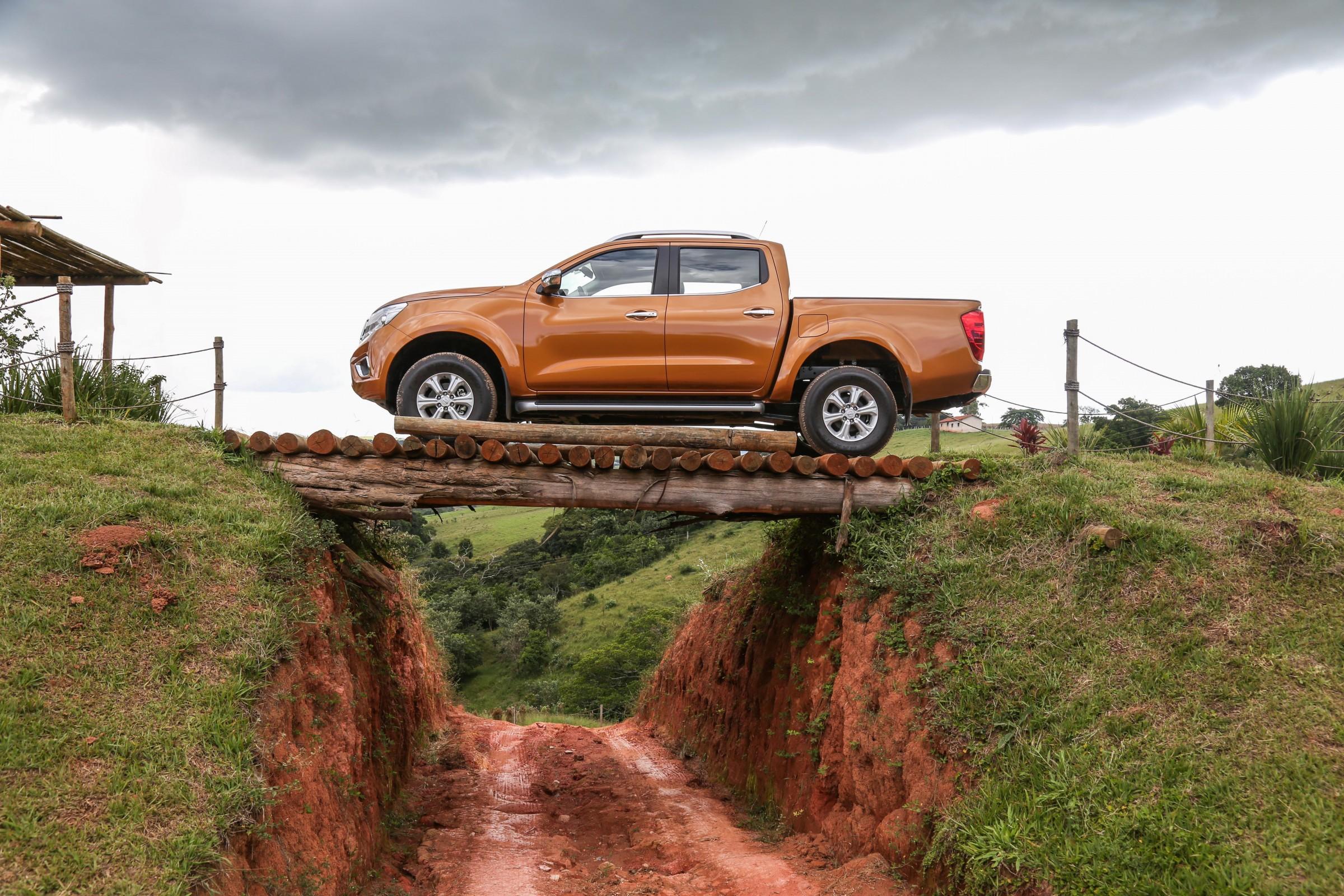 Nova Nissan Frontier