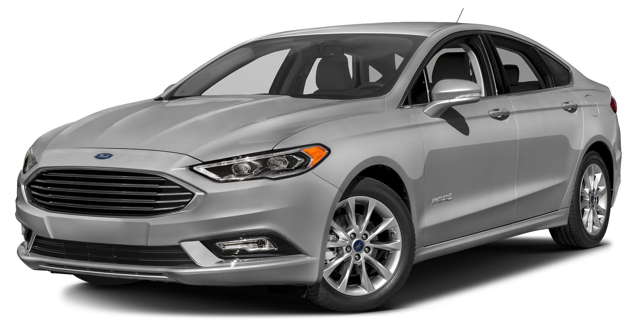 Ford Fusion Hybrid 2.0 CVT
