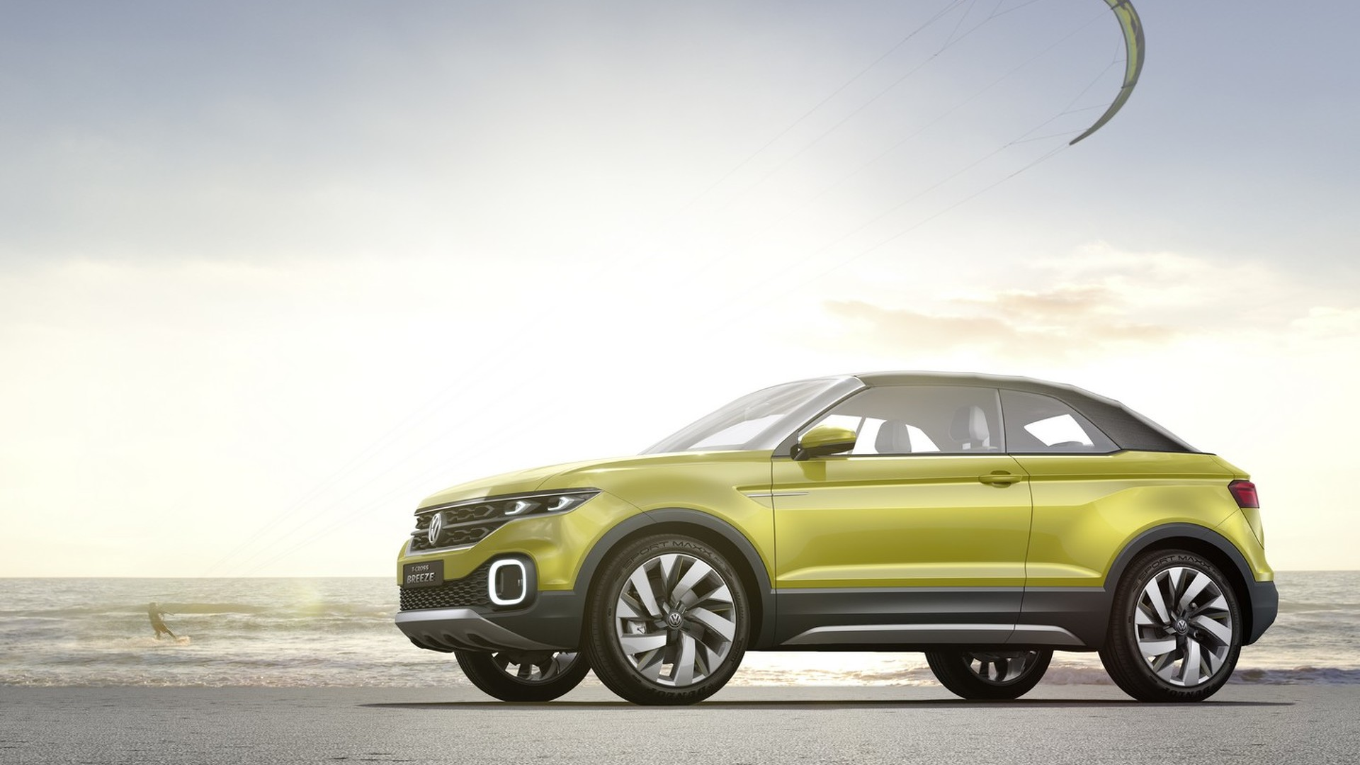 volkswagen t-cross breeze 2