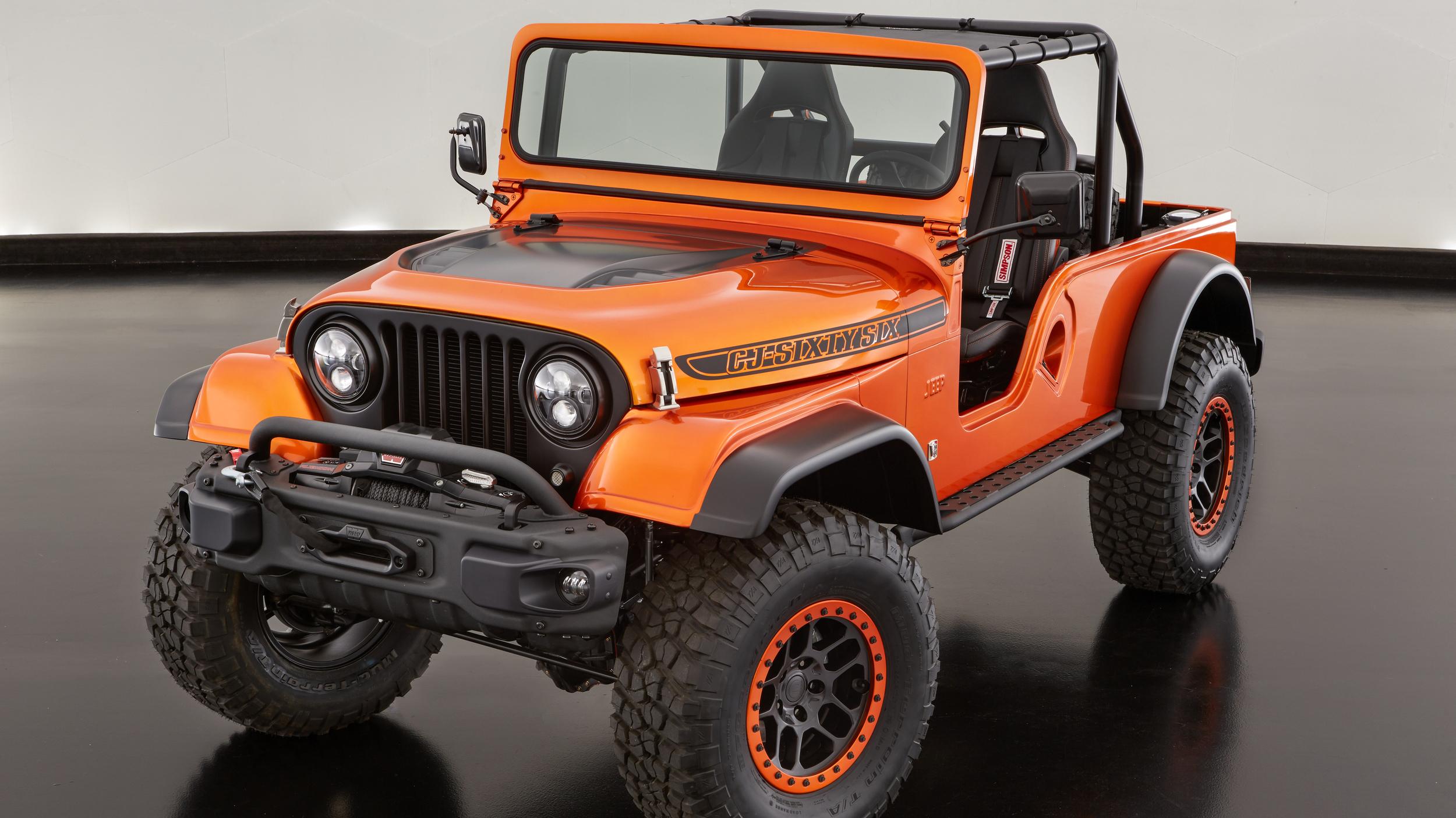 CJ 66 Concept