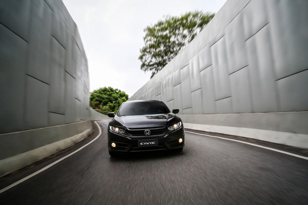 Honda Civic Sport MT