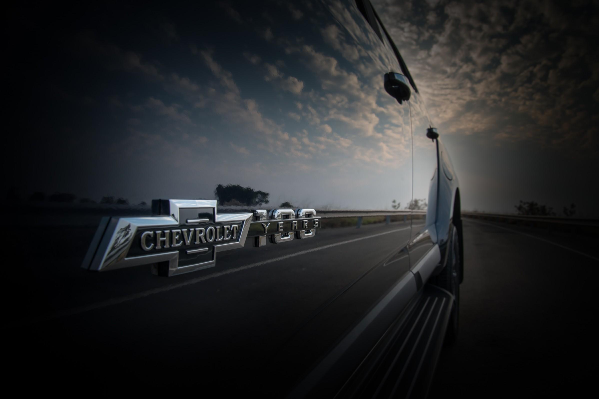 Chevrolet s10 centennial edition