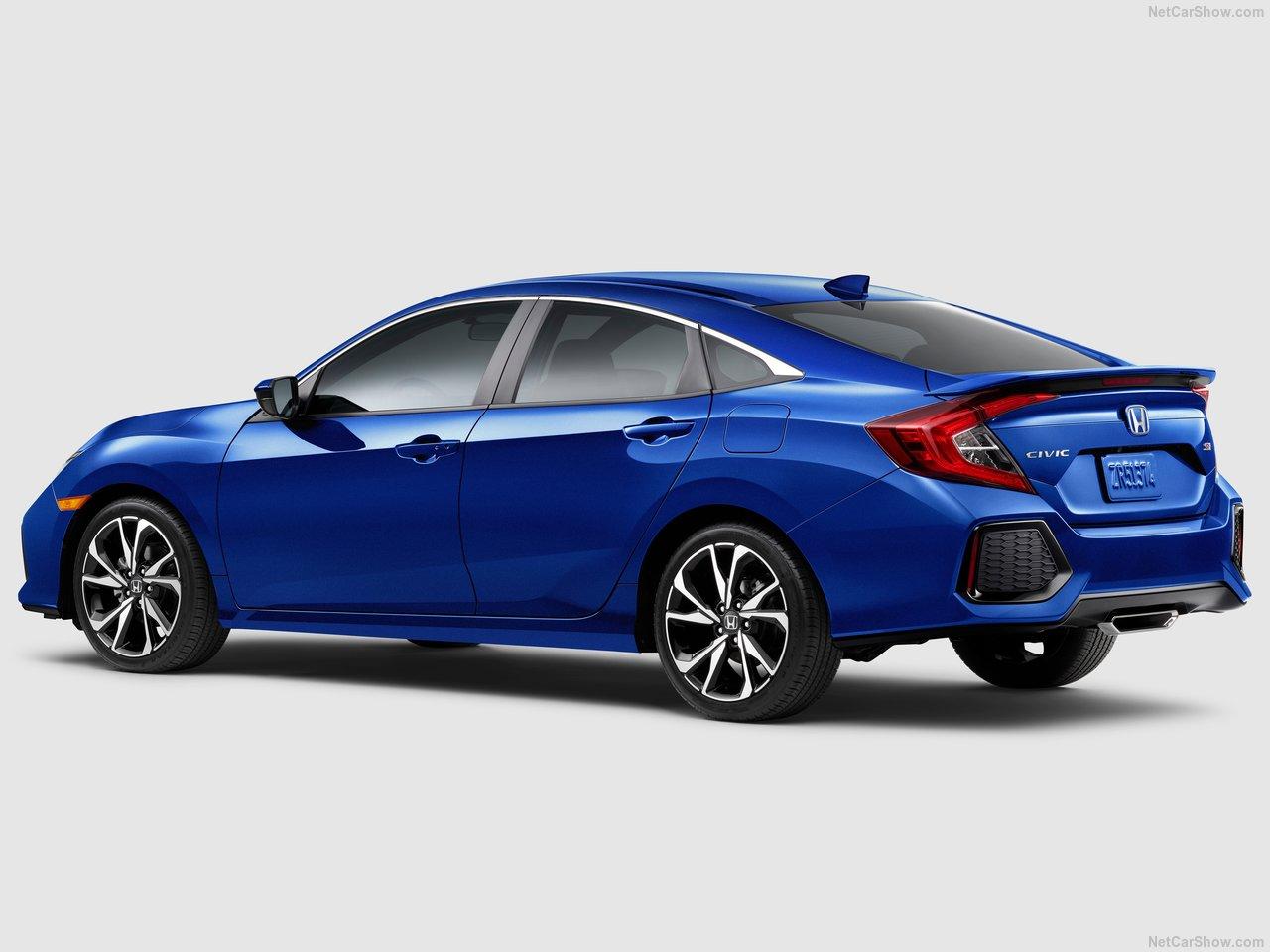 Novo Honda Civic Si