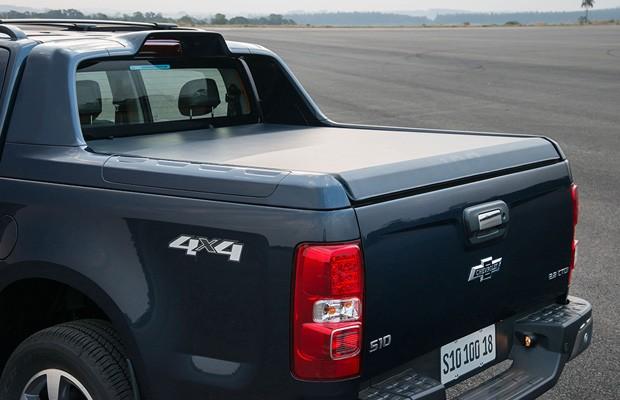 Chevrolet S10 edição limitada 100Years