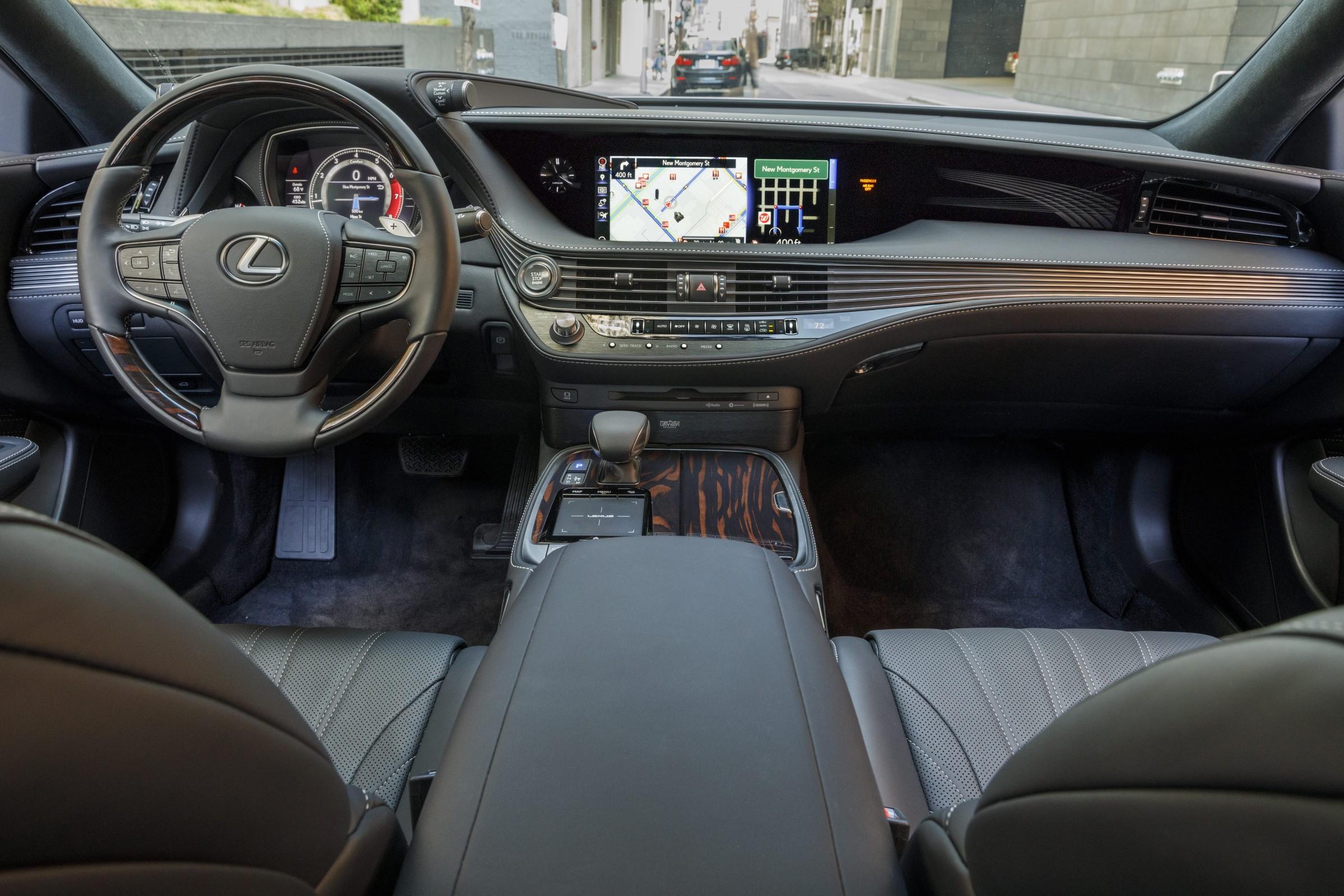 lexus ls 500 executive 2018