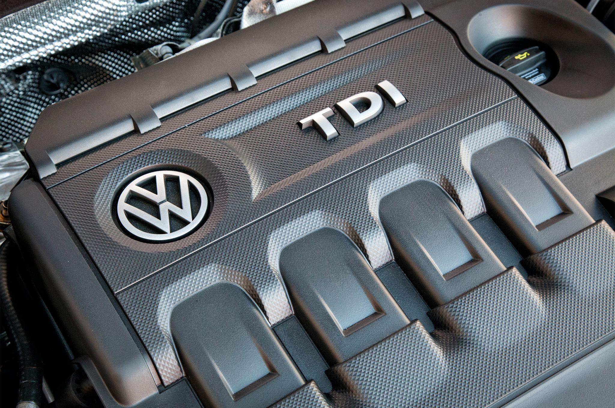 Motor Volkswagen Diesel TDI