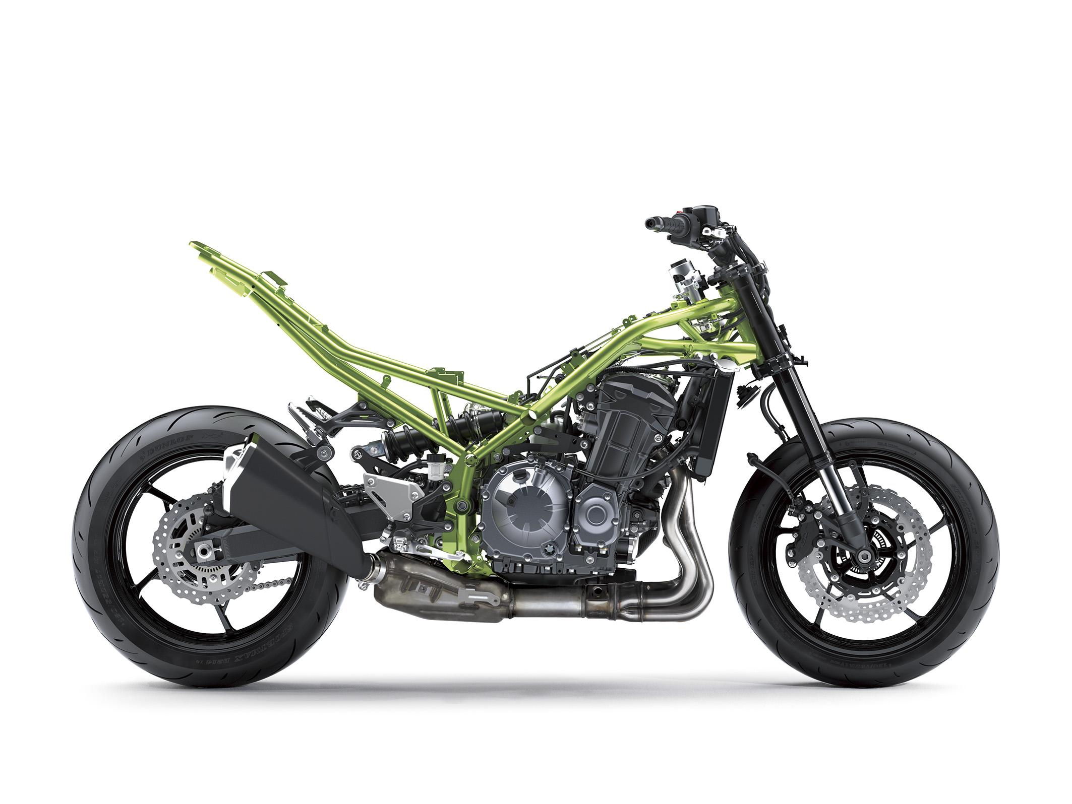 Nova Kawasaki Z900
