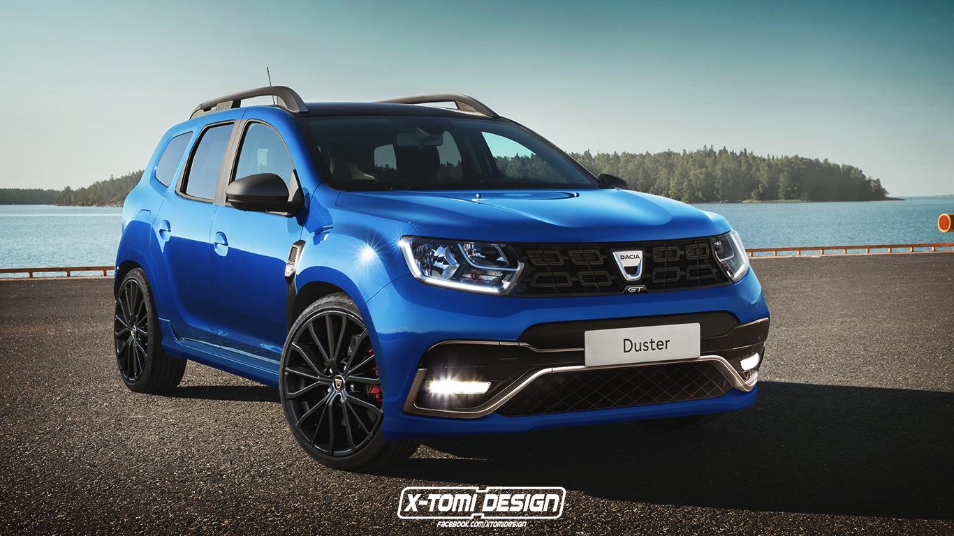 Dacia Duster GT