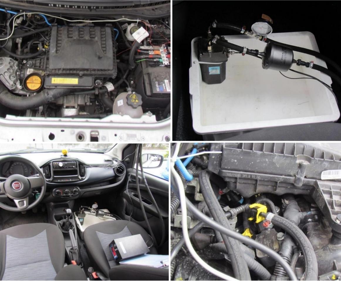 estudo desempenho e performance de combustiveis flex etanol gasolina instituto maua tecnologia unica